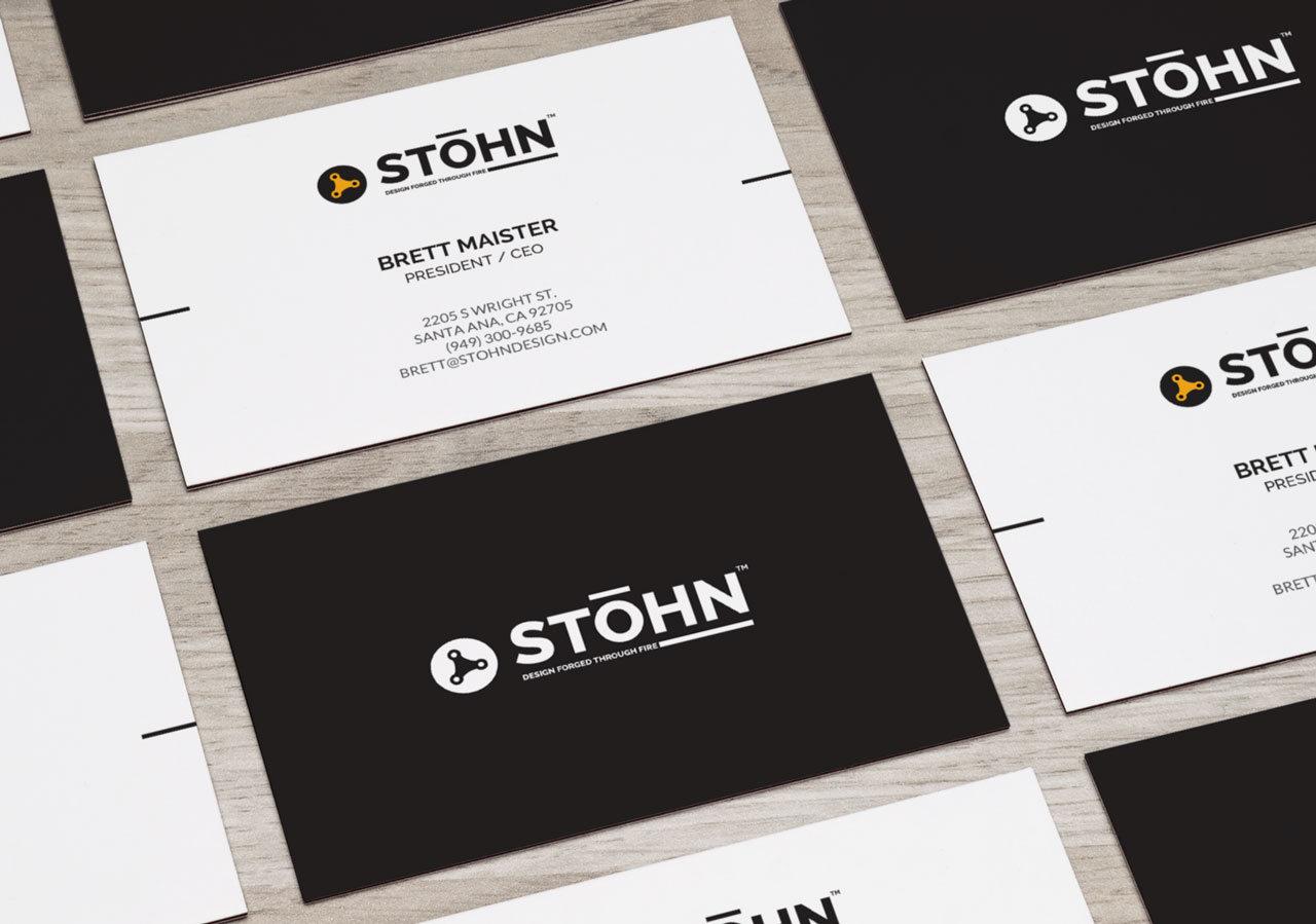 STOHN Identity Design
